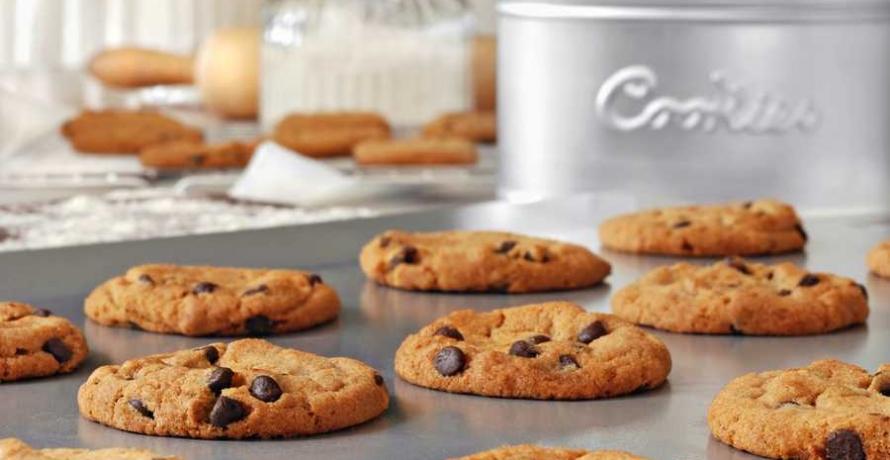 עוגיות עם שוקולד צ'יפס