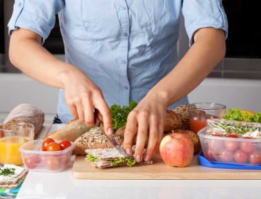 הכנת אוכל בריא