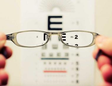 משקפיים ובדיקת ראיה