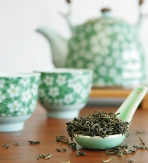 חליטת תה סיני
