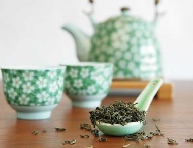 חליטת תה סיני בריא