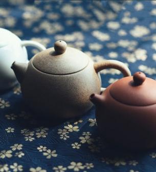קנקני תה סיניים
