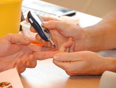 בדיקת דם לבדיקת סוכר